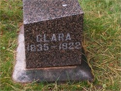 Clara Clarie <i>Chaney</i> Hulce
