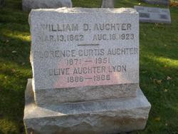Florence Maria <i>Curtis</i> Auchter