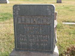 Nancy Ann <i>McAllister</i> Fletcher