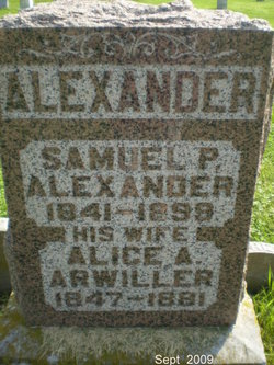 Samuel P. Alexander
