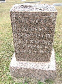 Albert Mayfield