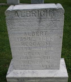 Albert Albright
