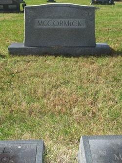Nettie A <i>Leigh</i> McCormick