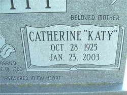 Catherine Katy <i>Phillips</i> Leavitt