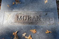 James Henderson Moran, III