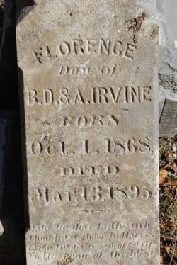 Florence Irvine
