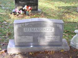 Zelma L. <i>Shaffer</i> Allmandinger