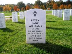 LTC Betty Jane Williams