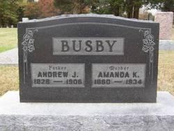 Amanda <i>Kelly</i> Busby