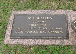 William B Shepard