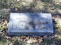 Minona Nona <i>Holloway</i> Cummins