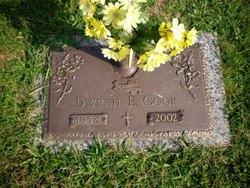 Dwight E Cook