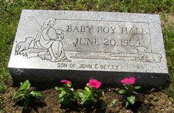 Baby Boy Hale