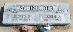 Mildred Frances <i>Shipman</i> Schneider
