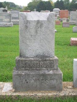 Armilda <i>Barnett</i> Armstrong