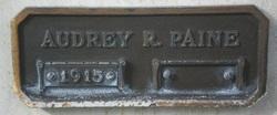Audrey R. Paine