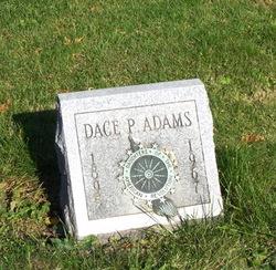 Dace A <i>Park</i> Adams