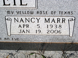 Nancy <i>Marr</i> Feuerpfiel