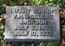 Infant Son Jackson