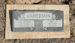 Linea <i>Haglund</i> Anderson
