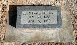 John Evald Haglund