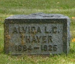Alvida L. C. Thayer