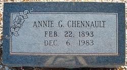 Anne Gertrude Annie <i>Townsend</i> Chennault
