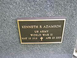 Kenneth R. Adamson