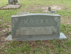 Mary Eula <i>Welch</i> Moore