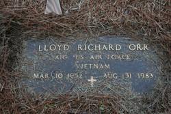 Lloyd Richard Orr
