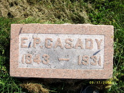Elzaphan Preston Cassady
