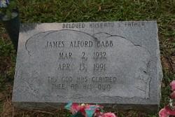 James Alford Babb