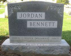 Jane Adair <i>Jordan</i> Bennett