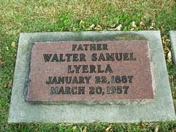Walter Samuel Lyerla