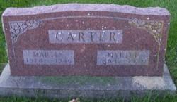 Myrtle <i>Fary</i> Carter