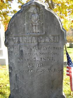 Elisha C. Ash