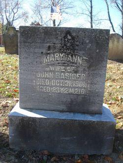 Mary Ann <i>Rief</i> Basiger