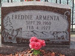 Freddie Armenta