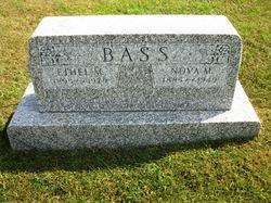 Ethel May <i>Becker</i> Bass