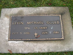 Kevin Michael Gould