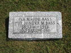 Iva Maude <i>Robinson</i> Bass