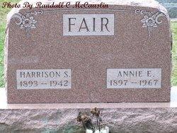 Harrision Stanlry Fair