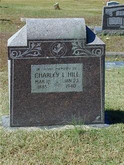 Charley L Hill