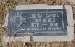 Louisa <i>Garcia</i> Dominguez