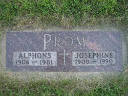 Alphons John Prom