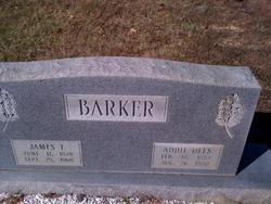 Addie <i>Dees</i> Barker