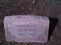 Margaret A. Anspach