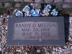 Randy D. Melton