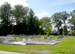 Double Churches Cemetery