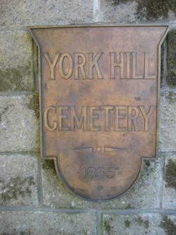 York Hill Cemetery